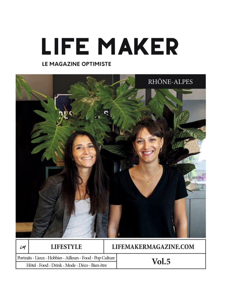 life maker magazine Vol.5