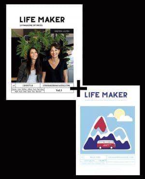 pack découverte Life maker