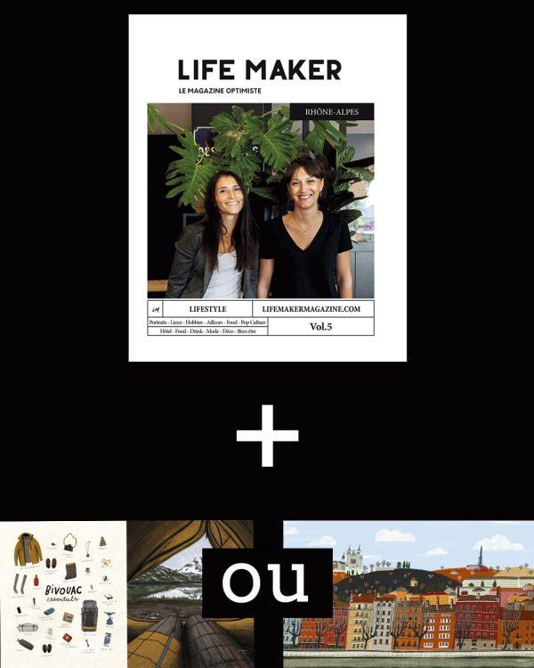life maker magazine
